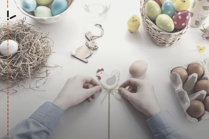 L'uovo di Pasqua: tra tradizione e leggenda